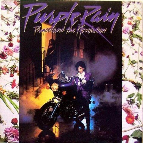 Purple Rain. Prince and the Revolution