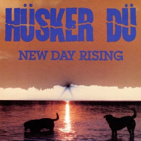 New Day Rising. Husker Du