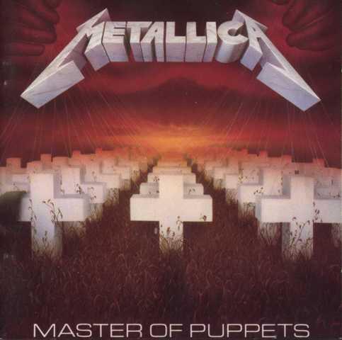 Master of Puppets. Metallica