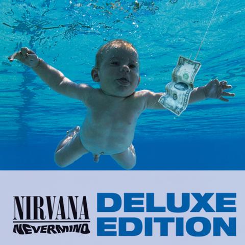 Smells Like Teen Spirit. Nirvana