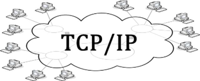 сетевой язык TCP/IP