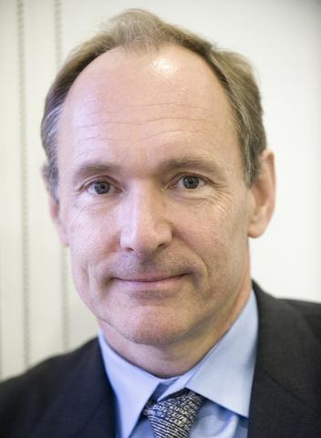 Sir Tim Burners-Lee