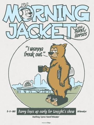 Run Thru. My Morning Jacket