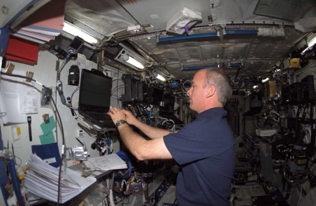 Интернет в космосе