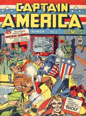 «Captain America Comics»