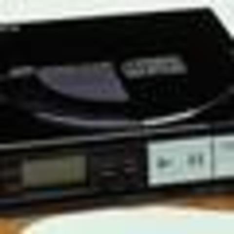 PRIMER REPRODUCTOR DE CD