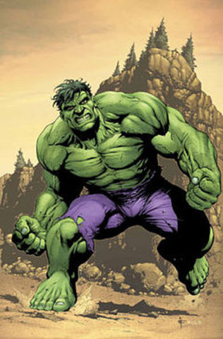 "The Incredible Hulk vol. 1(""Невероятный Халк"")"