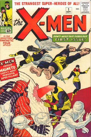 """The X-Men"""