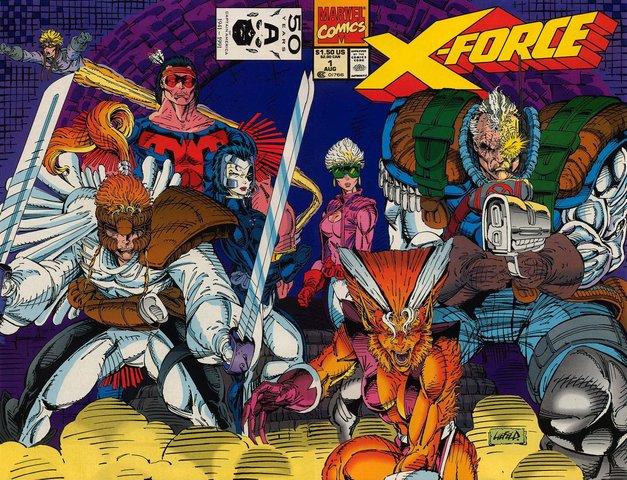 «X-Force»