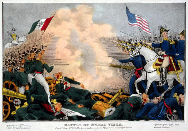 The Mexican- American war (31)