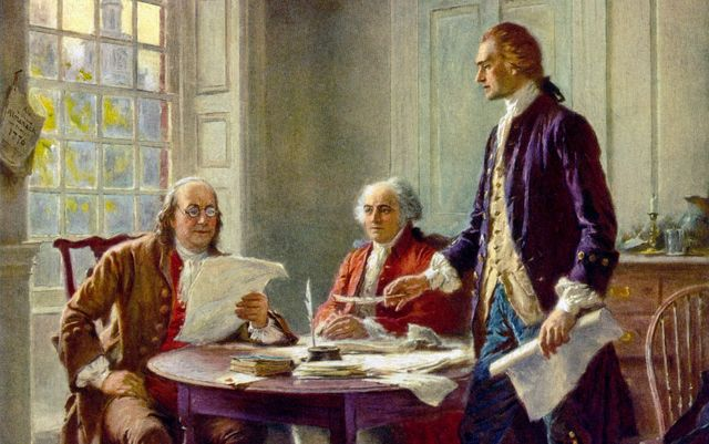 America gains independence (32)