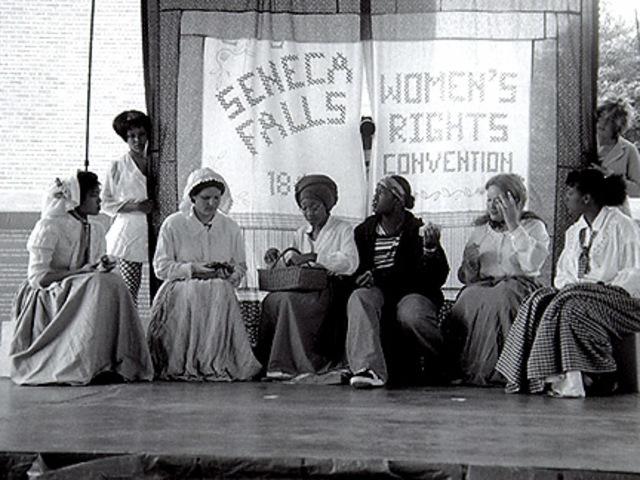 Seneca Falls Womens Rights Convention Held