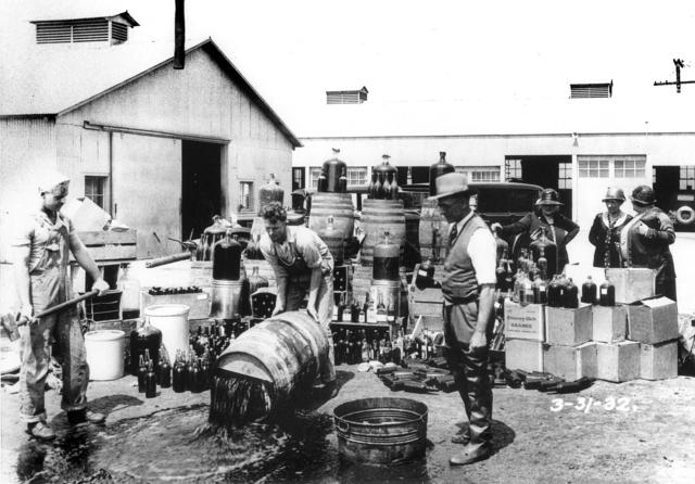 Maine Passes First Law Prohibiting Liquor