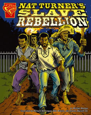 Nat Turner Rebelion in Virginia