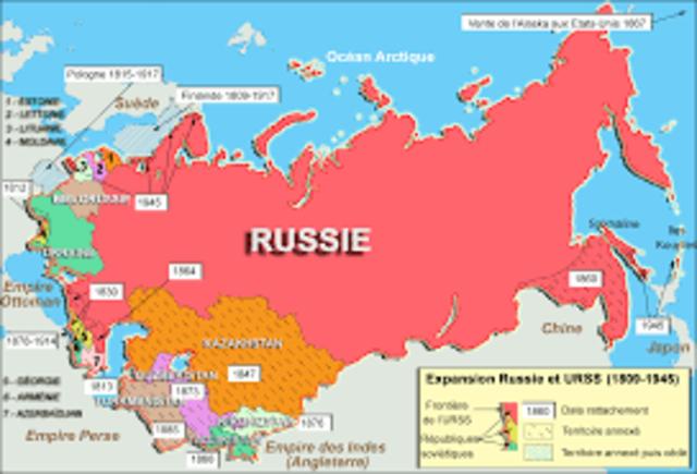 Je pars me refugier en Russie.