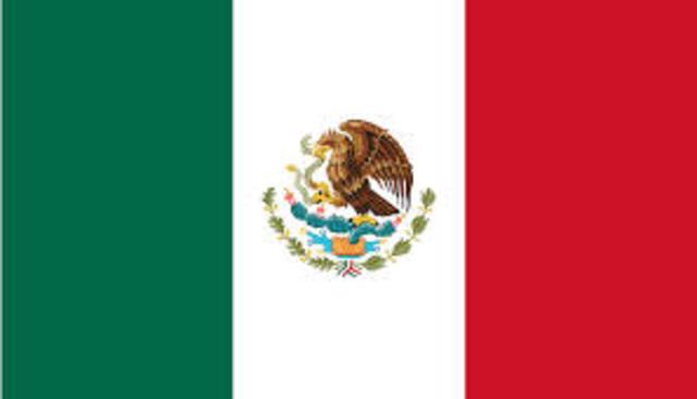Je pars en mission au Mexique.