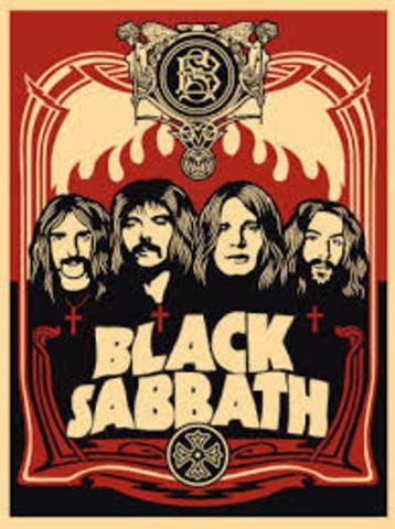 Black Sabbath Debuts