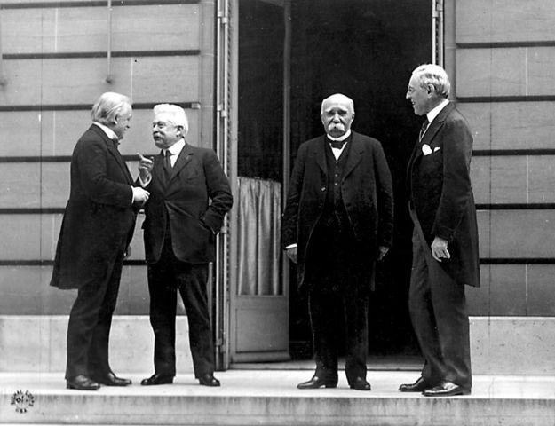 Conferencia de Paz París