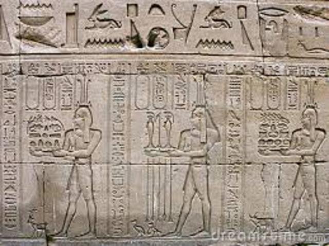 EGIPTO Y EL ARCHIVO Siglo XIV A C