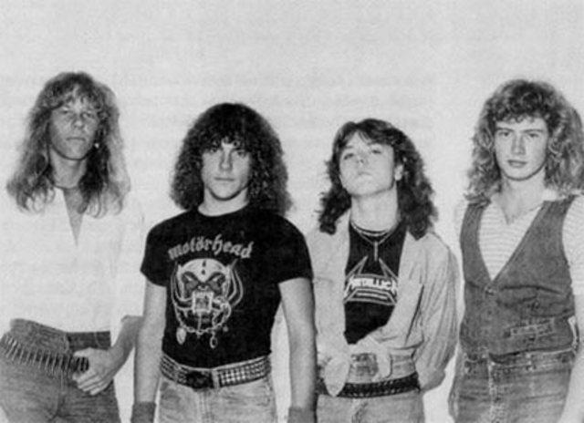 James Hetfield forms Metallica