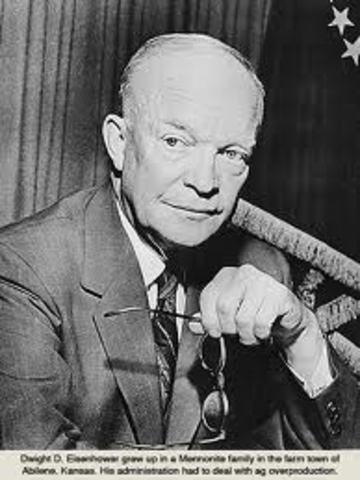Eisenhower Becomes President