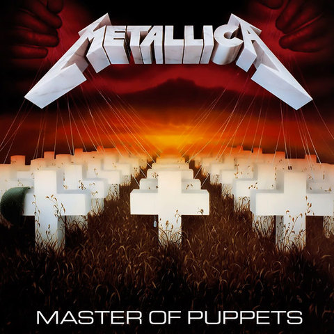 Master of Puppets is released