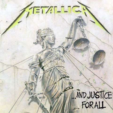 ...And Justice for All is released
