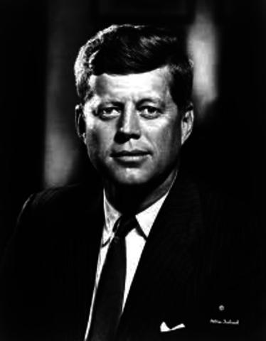 JFK Becomes President