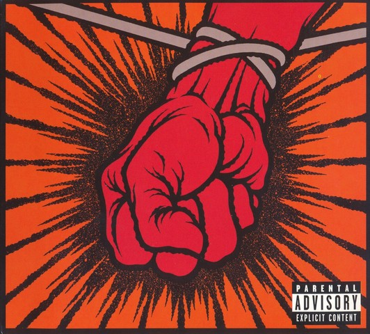 St. Anger is released