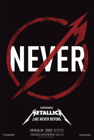 Metallica Movie is released