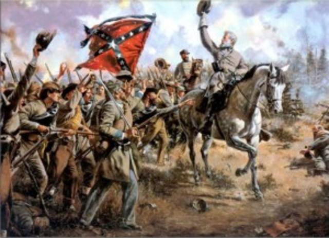 The American civil war (34)