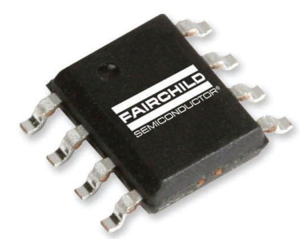 Desarrollo de MOSFET por Fairchild