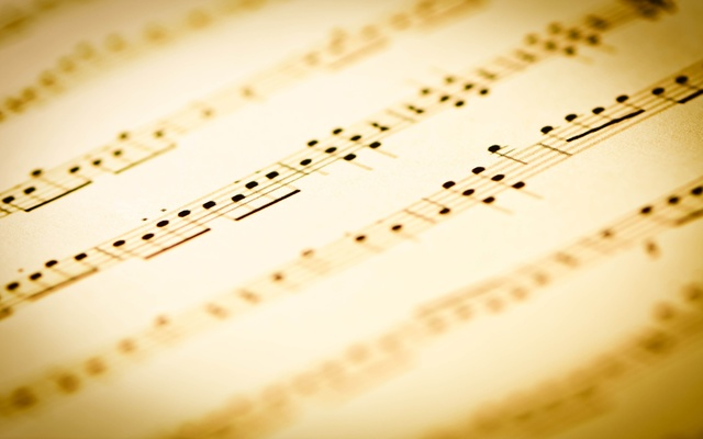 Music First Become Notated