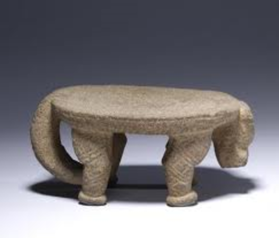 Metate Carving Techniques- 600 AD