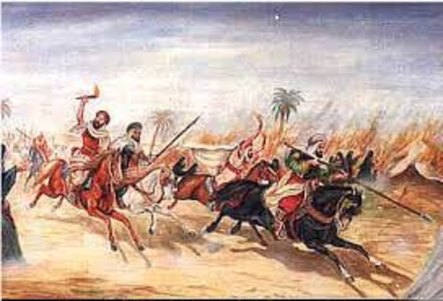 The Battle For Islam- AD 624