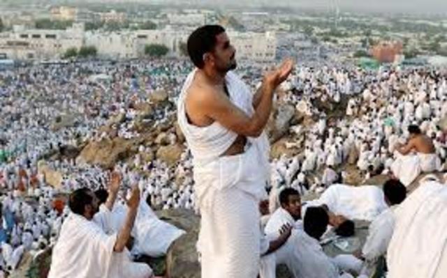 The Hajj- AD 630