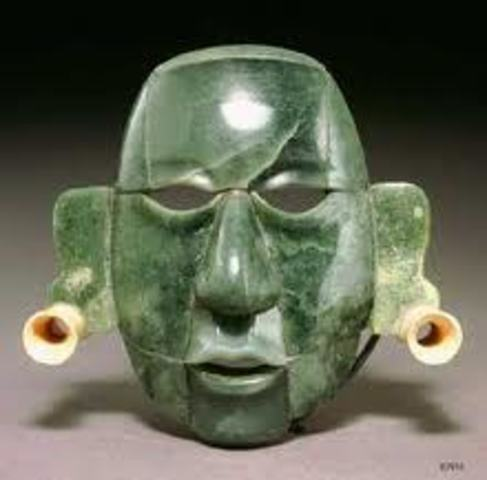 Jade in the Americas- AD 621