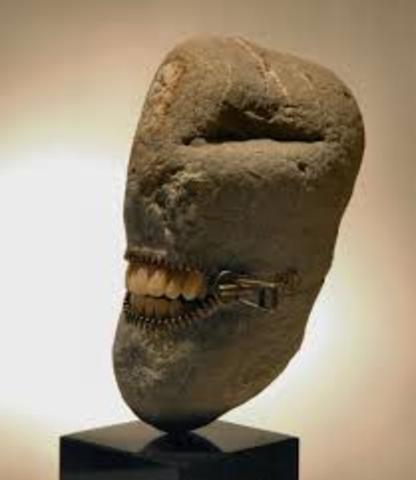 Stone Sculptures- AD 632