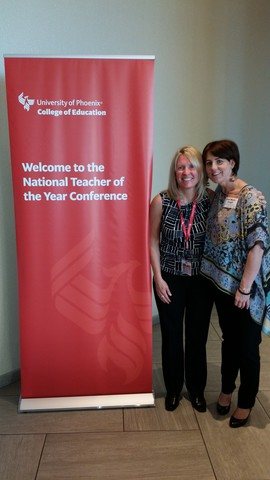 State Teachers of the Year Conference