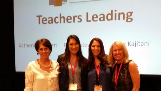 Teaching, Leading, Learning