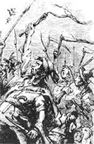 End of the Luddites Revolution