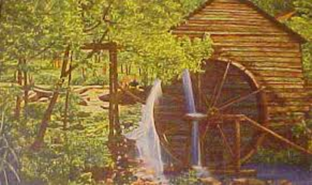 Invention of the power mill
