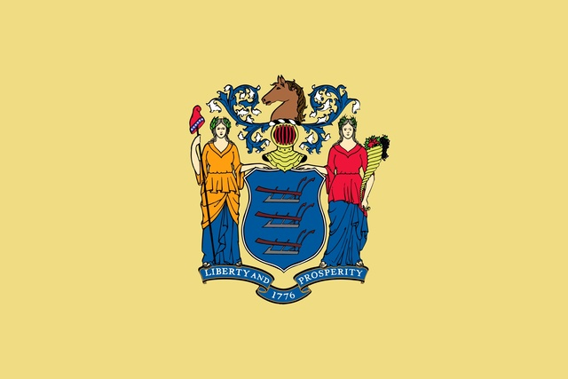 New Jersey Becomes a State