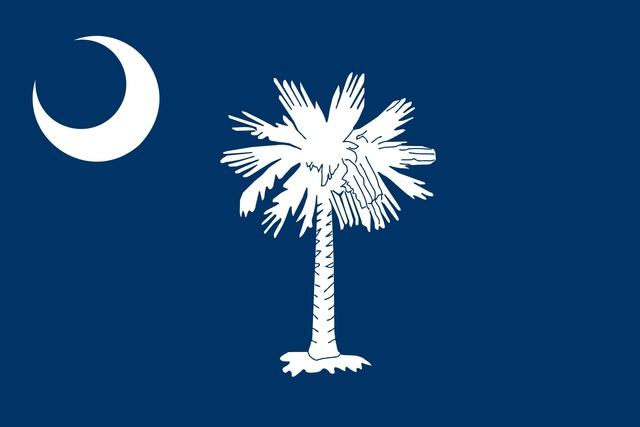 South Carolina Becomes a State