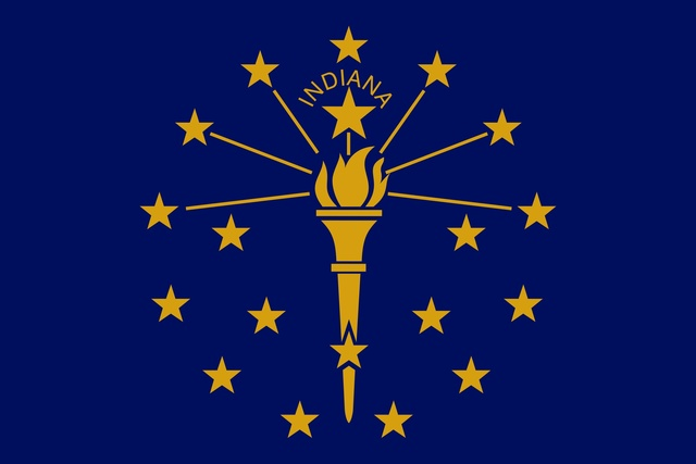 Indiana Becomes a State
