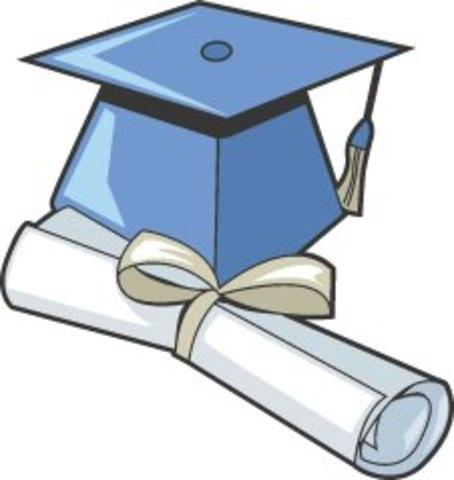 Graduación del Kinder