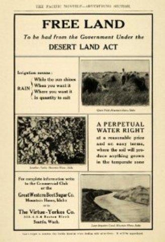 Desert Land Act