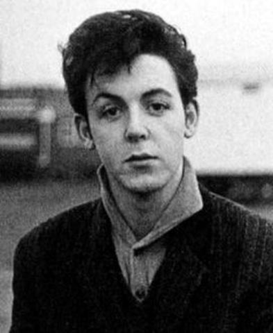 Met Paul McCartney