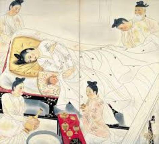 Birth of Prince Shotoku