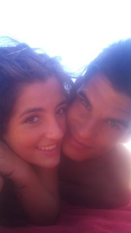 Primeras vacaciones con mi novio.